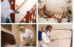Bir teminat ile apartmanda tahtakuruları imha