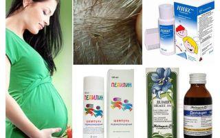 Hamilelik ve emzirme döneminde pediküloz nasıl tedavi edilir