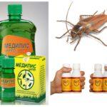 Hamamböceği için sıvı ilaçları