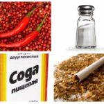 Woodlice için halk ilaçları-1