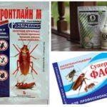 Hamamböceği Tozları