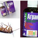 Hamamböceklerinden Agran
