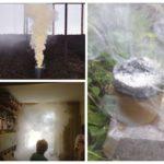 Duman bombalarının kullanımı