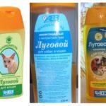 Flea Şampuanı Lugovoy
