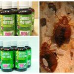 Bedbugs-1'den Tsipermetrin