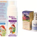 Çocuk Derisi Şampuanı İçin Bio Stop-Pid