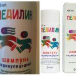 Pedilin Şampuanı