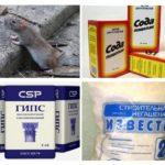 Sıçanlardan halk yöntemleri