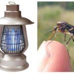 Sivrisineklere karşı Elektrolamp Terminatör