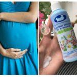 Hamileler için sivrisineklere karşı krem