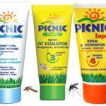 Böcek koruma kremi