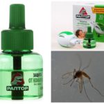 Sıvı sivrisinekler karşı Raptor anlamına gelir