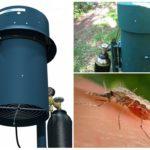 Cihazın sivrisineklere karşı kullanımı