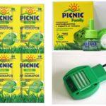 Sıvı ve piknik plakaları