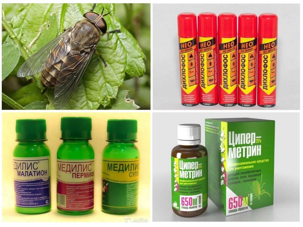 Böcek öldürücü ürünler