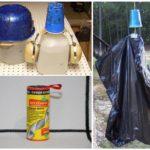 Gadflies ve gadflies atma mekanik yöntemler