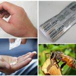 Isırık alerjisi tedavisi
