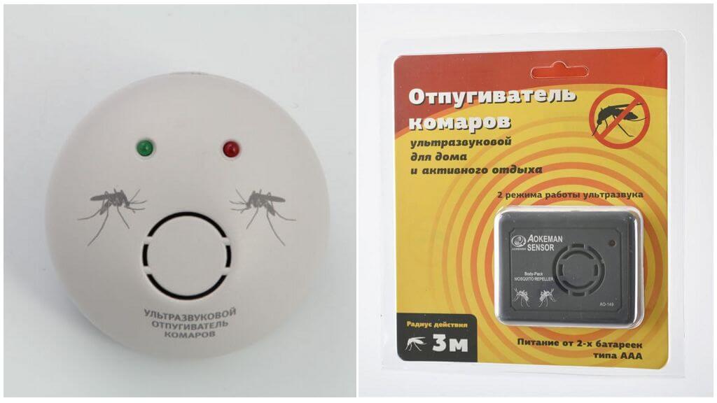 Ultrasonik sivrisinek kovucu