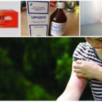 Sivrisinek sokması için preparatlar