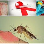 AIDS ve sivrisinekler