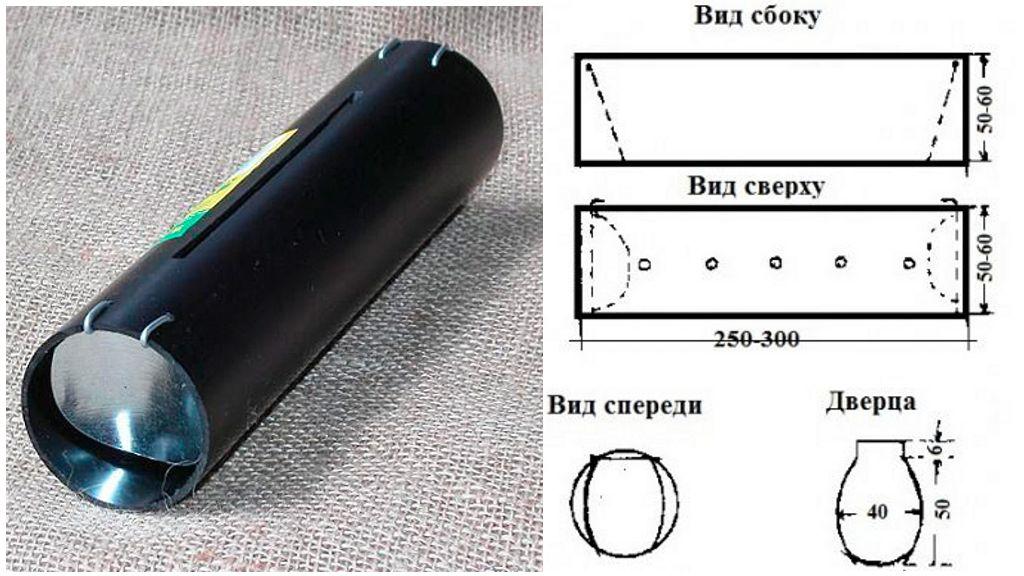 Zhivolovka borulu