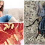 Kurtçuklara bağlı bağırsak zehirlenmesi