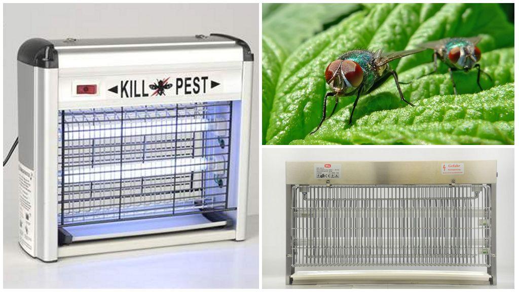 Elektrikli böcek öldürücüler