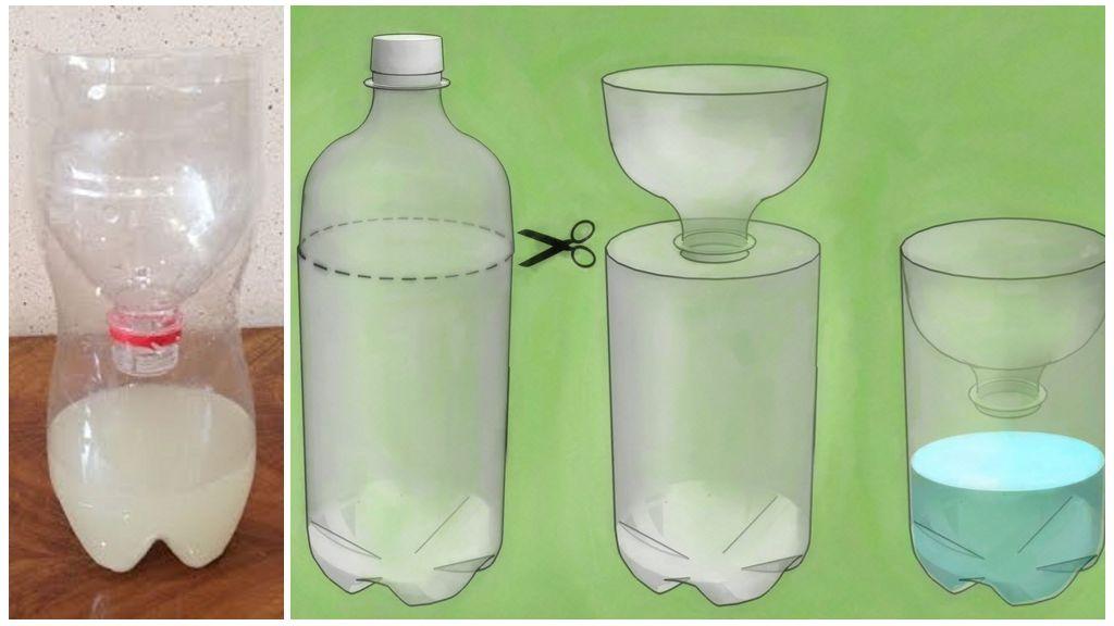 Plastik şişe kapanı