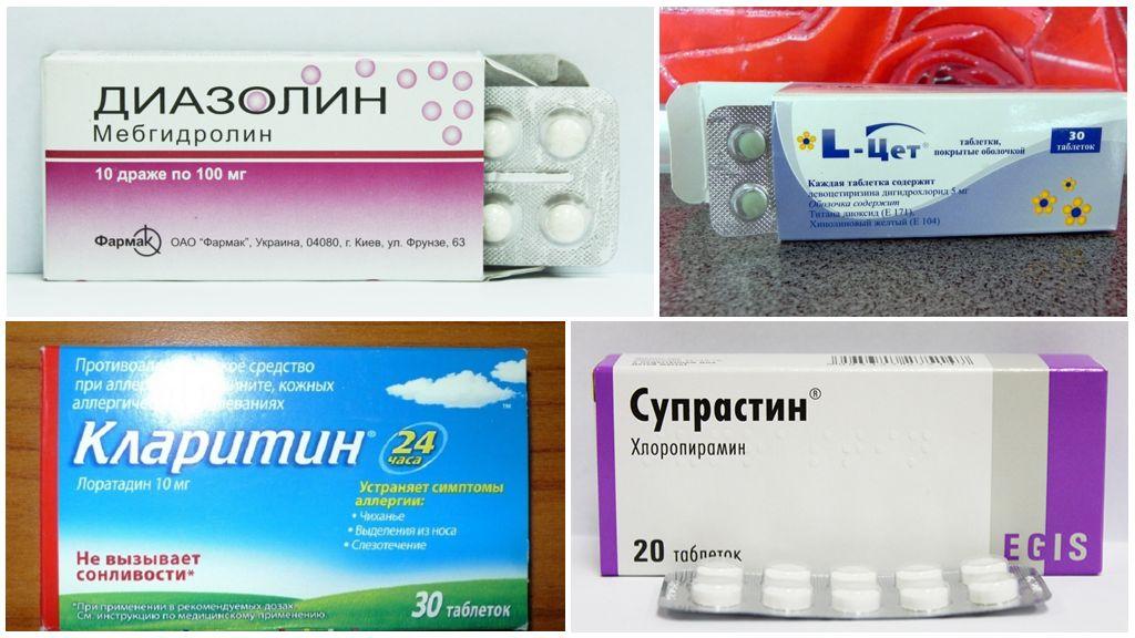 Alerji ilaçları
