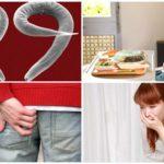 Enterobiasis ile enfeksiyon belirtileri